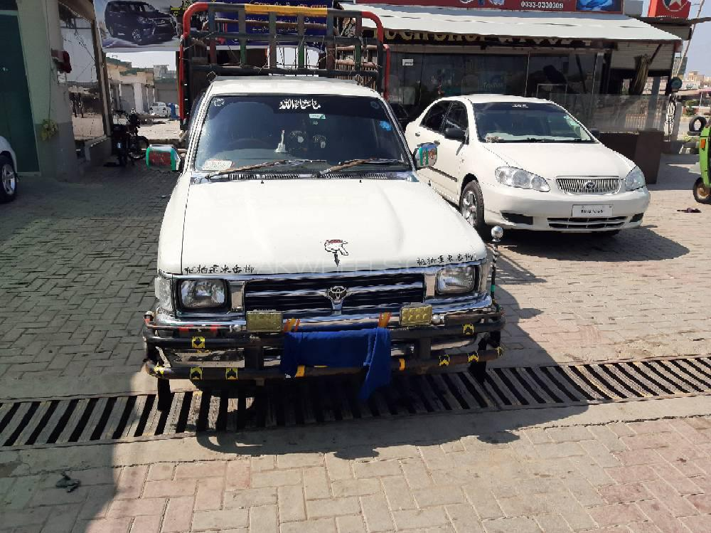 Toyota Pickup 1990 Image-1