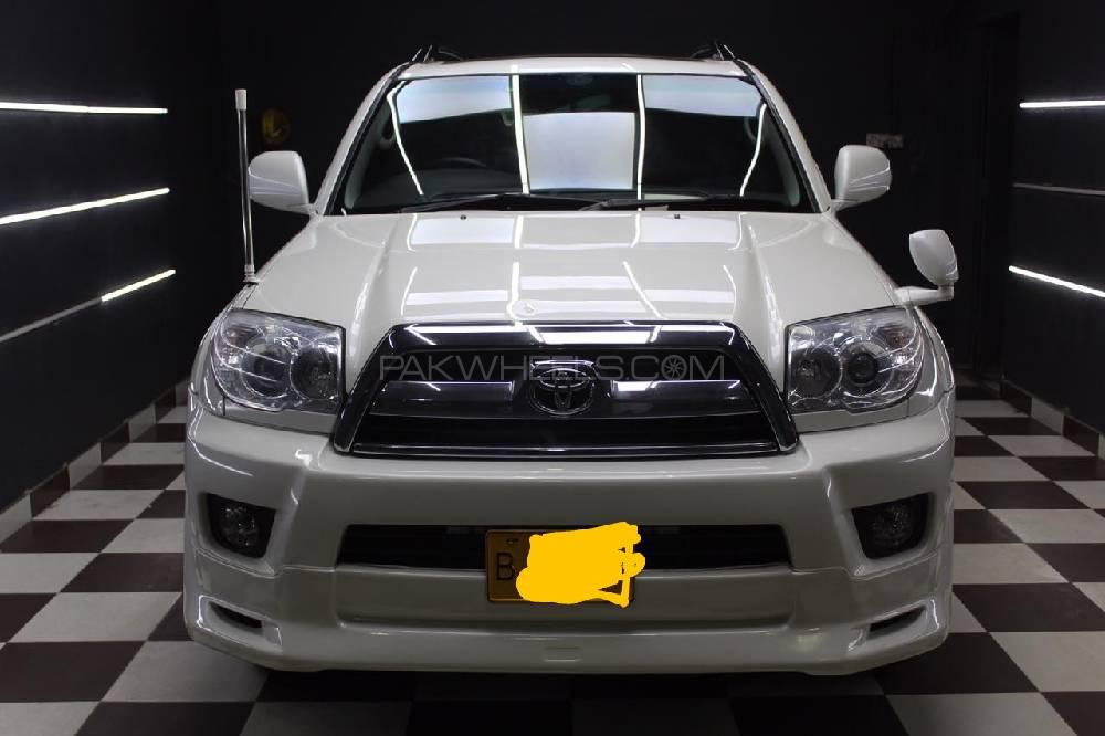 Toyota Surf SSR-G 2.7 2007 Image-1