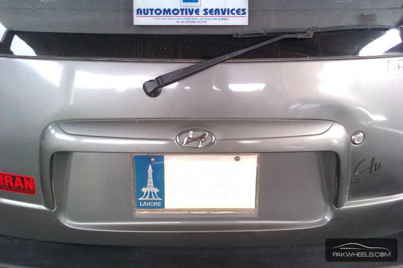 Hyundai Santro Club 2004 Image-7