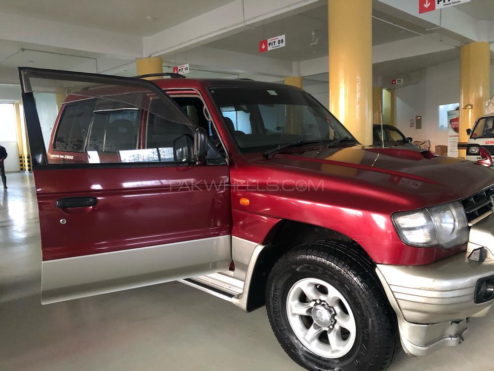 Mitsubishi Shogun 1998 Image-1