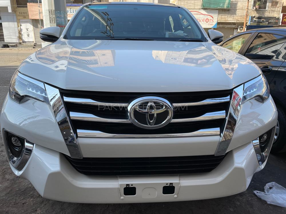 Toyota Fortuner 2.8 Sigma 4 2021 Image-1