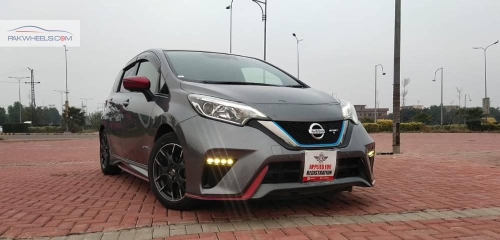 Nissan Note S 2019 Image-1