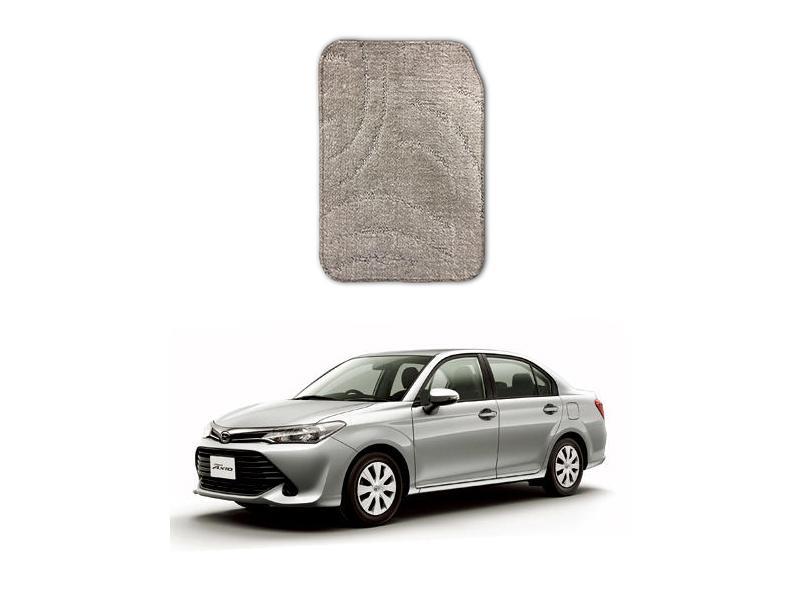Toyota Axio Marflex Floor Mats Premium Beige in Lahore