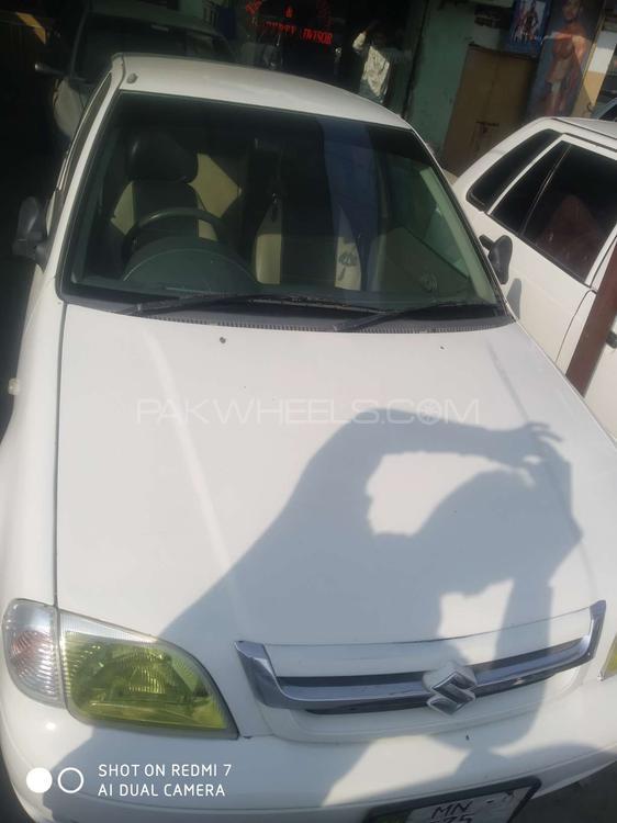 Suzuki Cultus VXLi 2011 Image-1