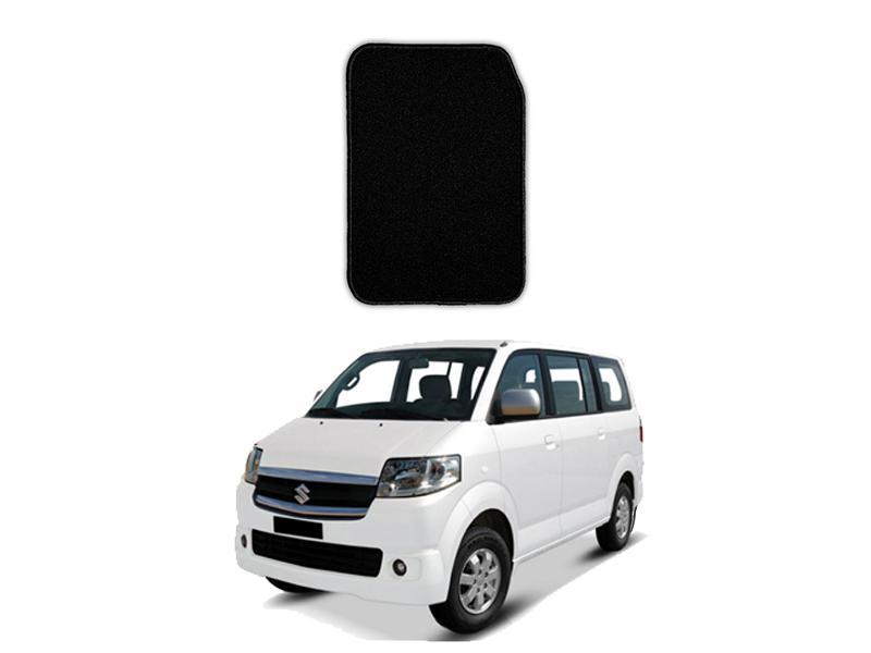 Suzuki Apv Marflex Floor Mats Premium Black in Lahore