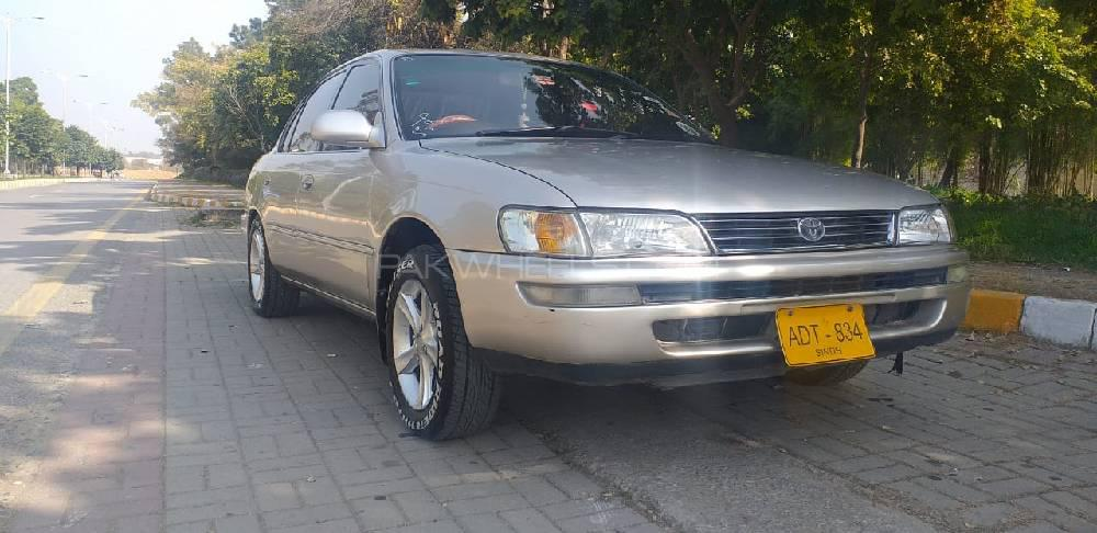 Toyota Corolla 2.0D Limited 1994 Image-1