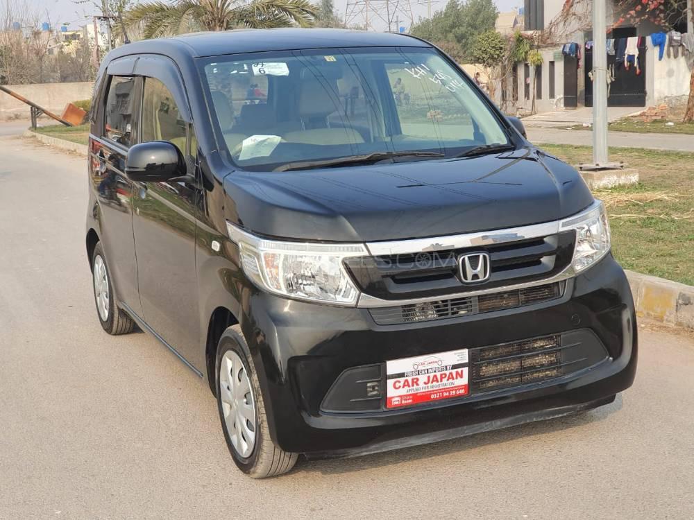 Honda N Wgn C 2017 for sale in Lahore | PakWheels