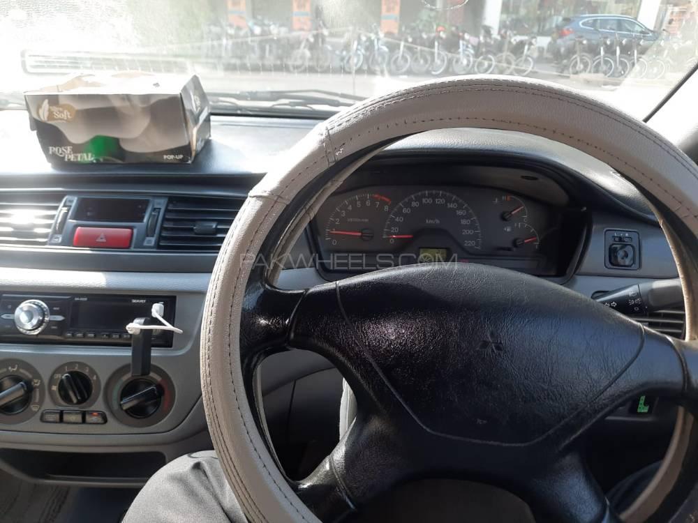 Mitsubishi Lancer GL 2007 Image-1