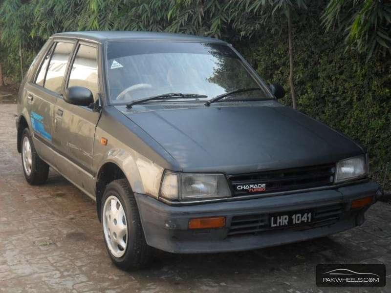 Daihatsu Charade 1985 For Sale In Lahore PakWheels on 1985 Daihatsu Charade Engine Parts
