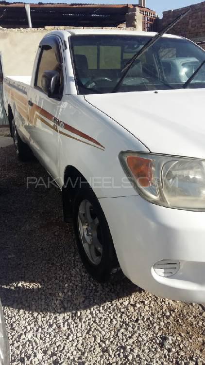 Toyota Pickup 2008 Image-1