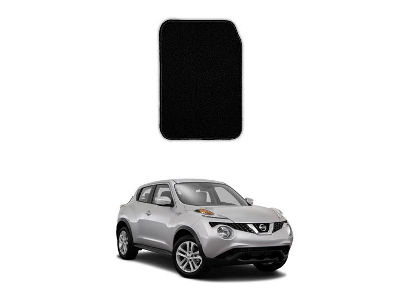 Nissan Juke Marflex Floor Mats Premium Black in Lahore