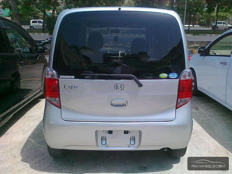 Honda Life Diva 2011 Image-2