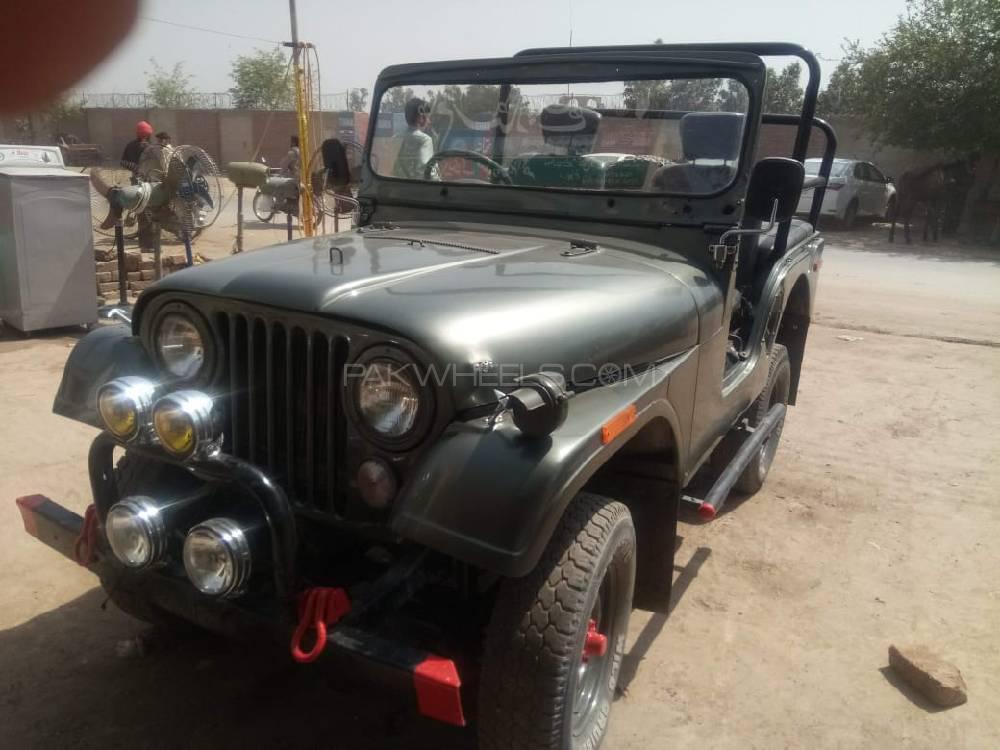 Jeep CJ 5 3.8 1985 Image-1