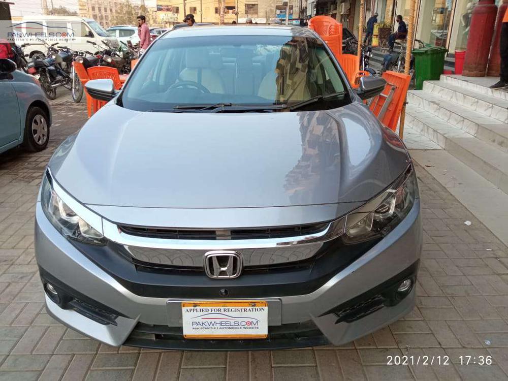 Honda Civic Oriel Prosmatec UG 2018 Image-1