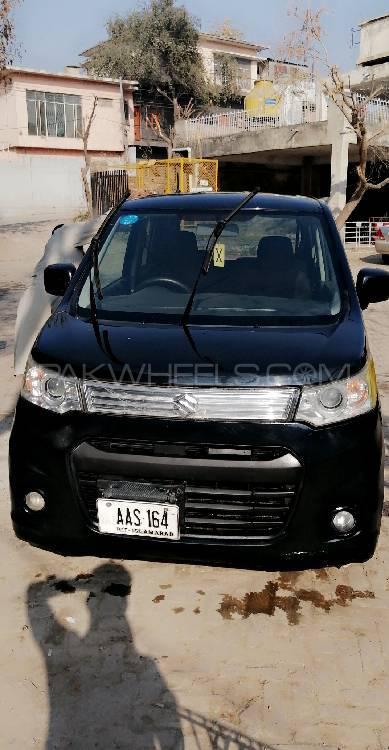 Suzuki Wagon R Stingray J Style 2014 Image-1