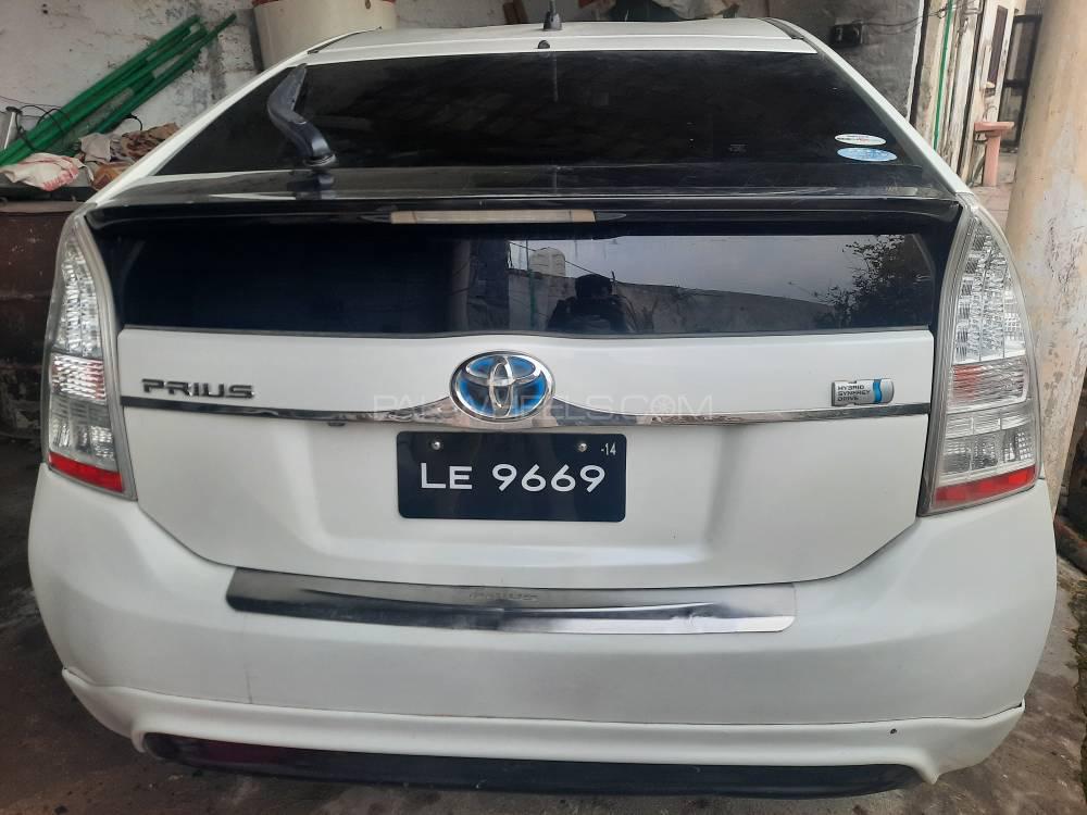 Toyota Prius G 1.8 2009 Image-1
