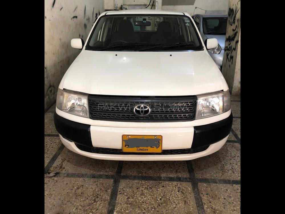 Toyota Probox F Extra Package 2008 Image-1