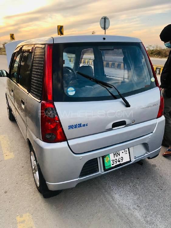 Subaru Pleo F 2012 Image-1