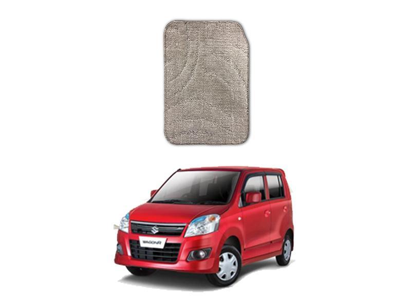 Suzuki Wagon R Marflex Floor Mats Premium Beige in Lahore