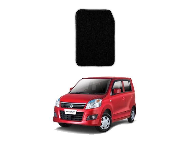 Suzuki Wagon R Marflex Floor Mats Premium Black in Lahore
