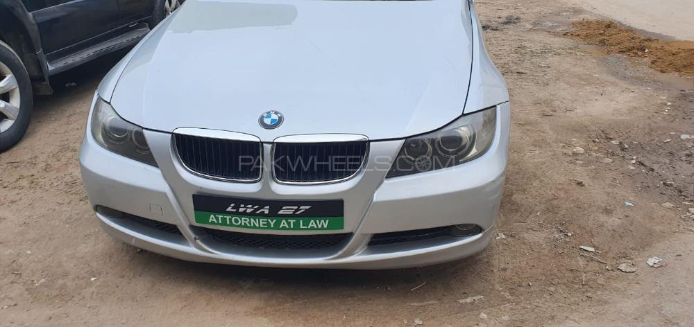 BMW / بی ایم ڈبلیو 3 سیریز 320i 2005 Image-1