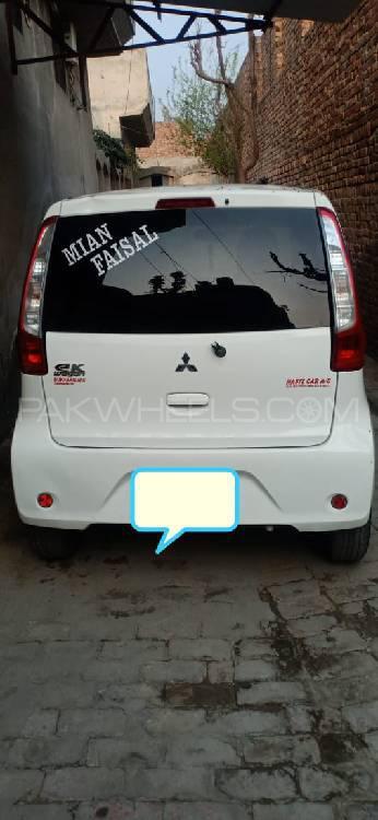Mitsubishi Ek Wagon G 2016 Image-1