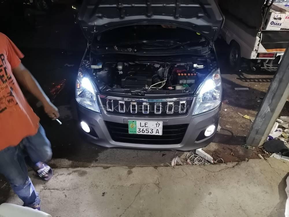 Suzuki Wagon R VX 2017 Image-1