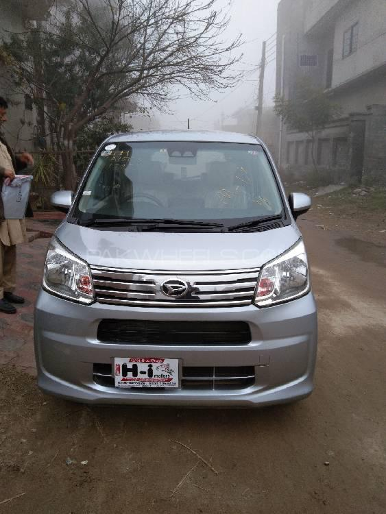 Daihatsu Move Custom RS 2020 Image-1