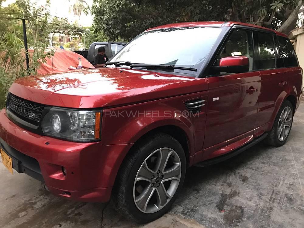 Range Rover Sport 4.4 V8 2006 Image-1