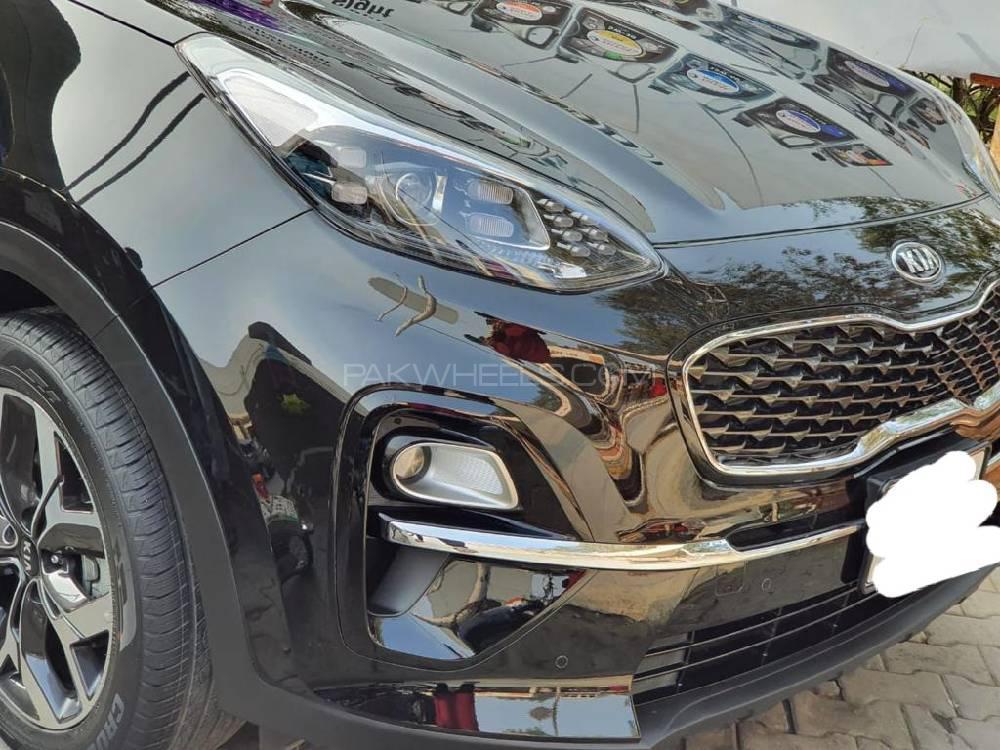 KIA Sportage AWD 2021 Image-1
