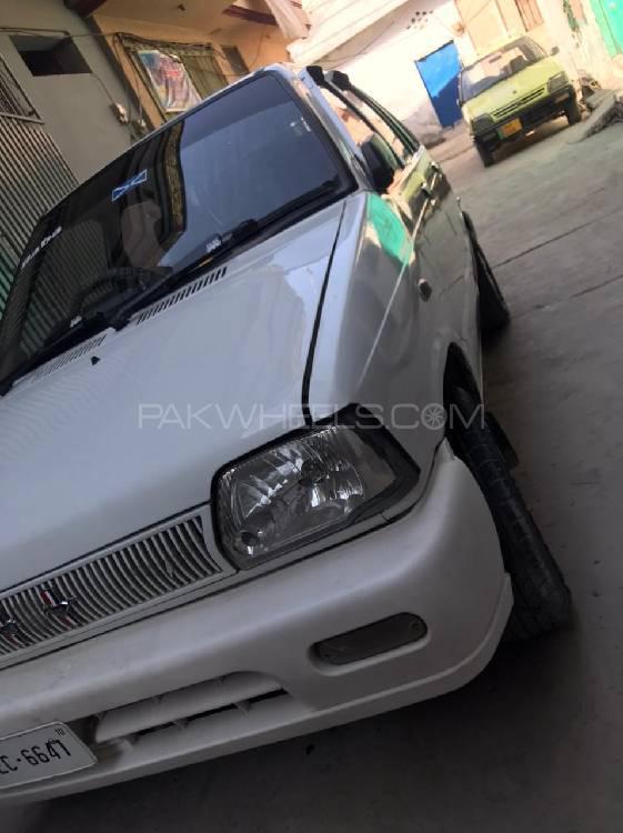 Suzuki Mehran VX 2010 Image-1