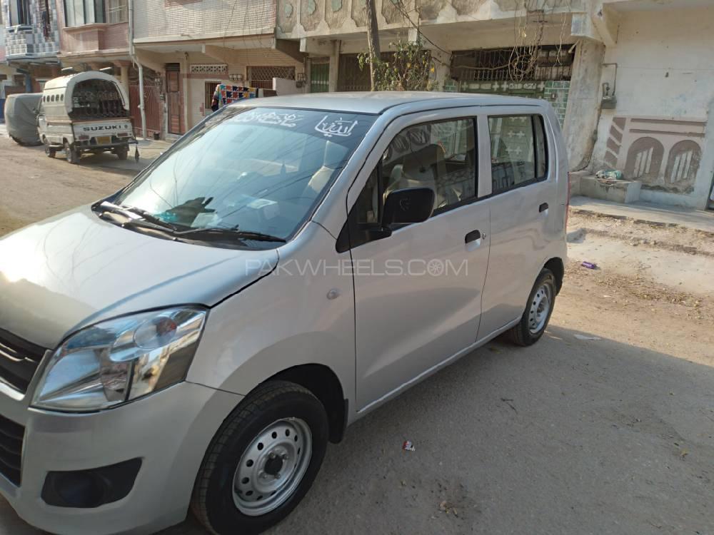 Suzuki MR Wagon 2019 Image-1