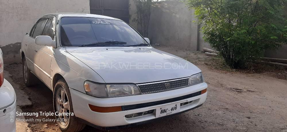Toyota Corolla LX Limited 1.5 1995 Image-1