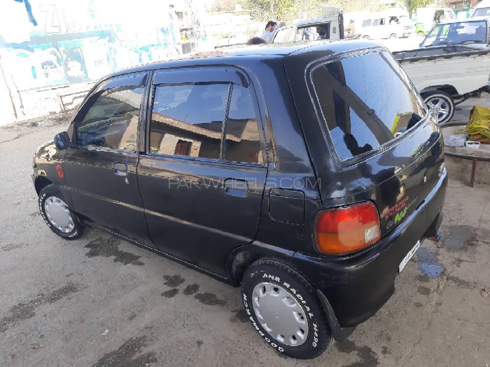 Daihatsu Cuore CX Ecomatic 2007 Image-1