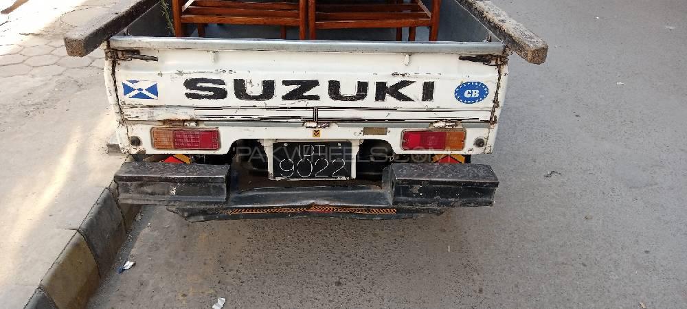 سوزوکی  راوی پک-اپ STD VX 1989 Image-1