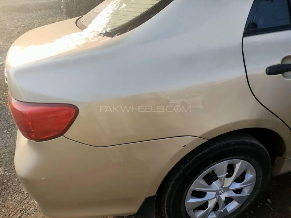 Toyota Corolla GLi 1.3 VVTi Ecotec  2010 Image-1