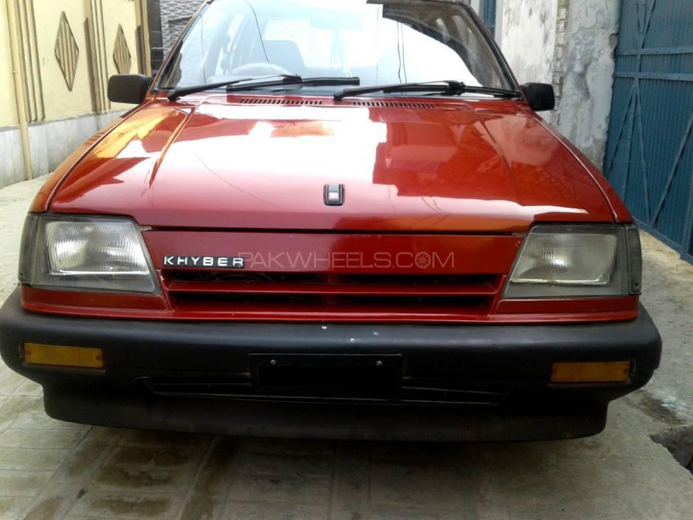 Suzuki Khyber GA 1996 Image-1