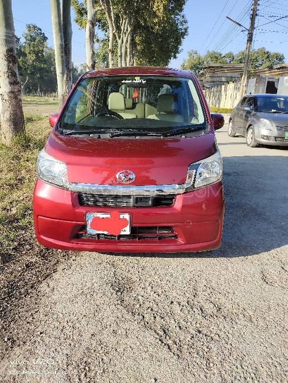 Daihatsu Move Custom L 2014 Image-1