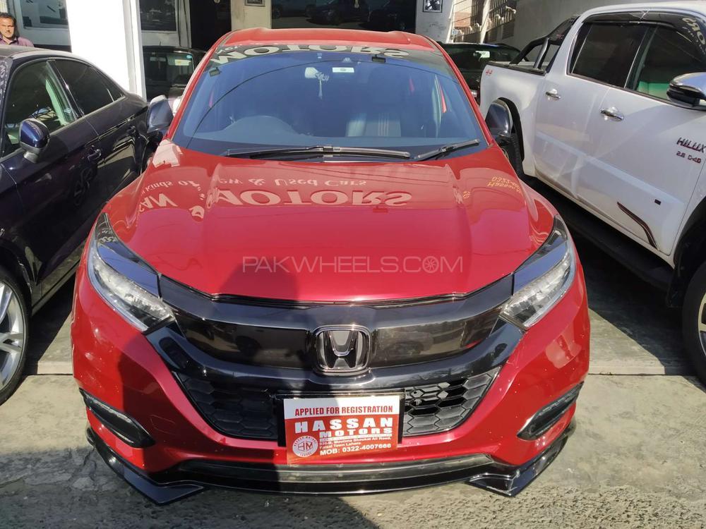 Honda Vezel Hybrid RS Honda Sensing  2018 Image-1