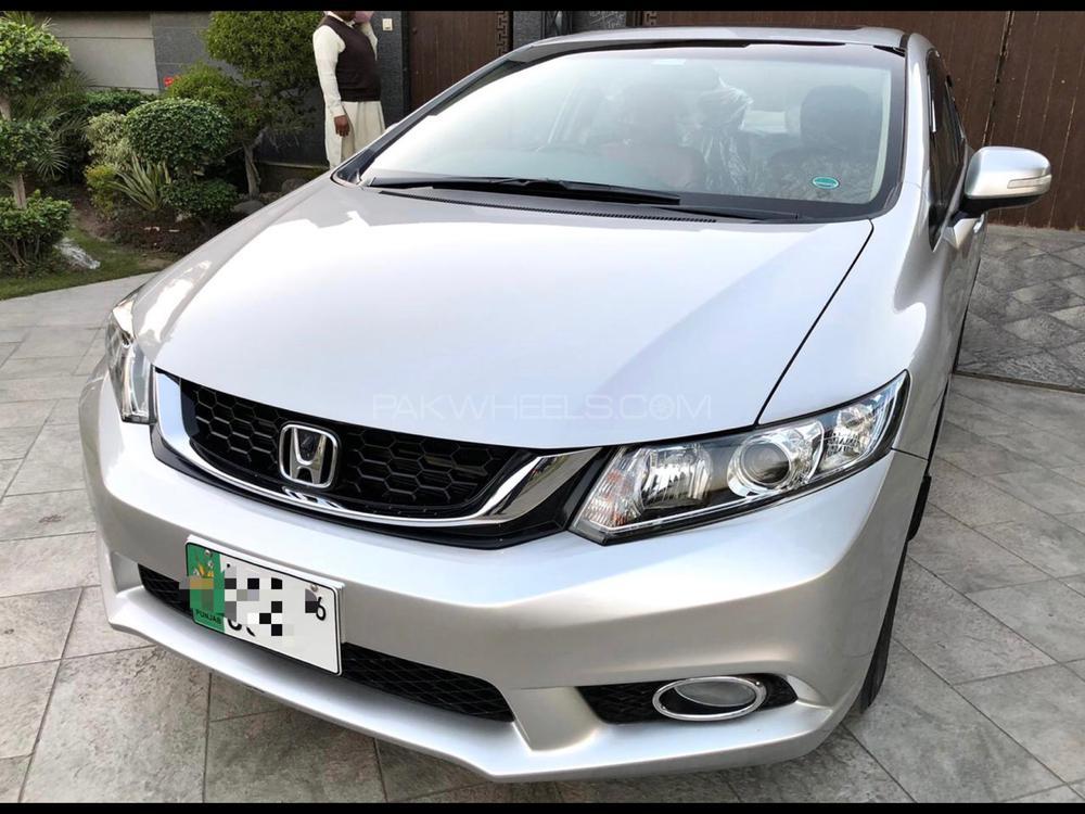 Honda Civic VTi Oriel 1.8 i-VTEC 2016 Image-1