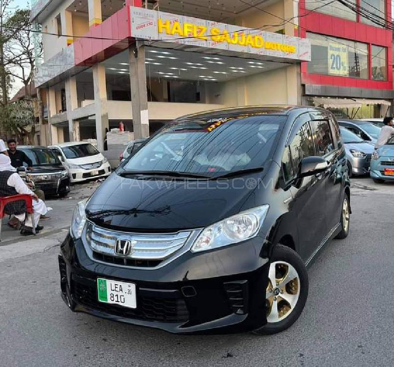 Honda Freed G AERO HIGHWAY EDITION 2014 Image-1