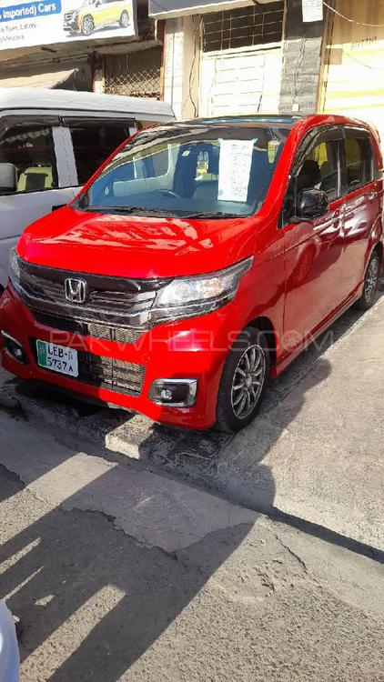 Honda N Wgn G Turbo  2017 Image-1
