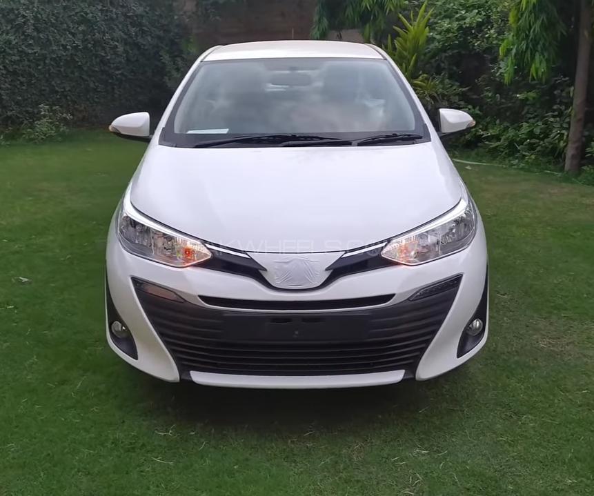 Toyota Yaris ATIV X MT 1.5 2021 Image-1