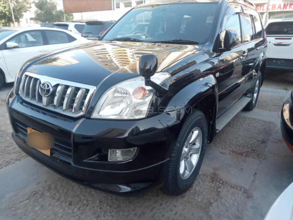 Toyota Prado TX 4.0 2006 Image-1