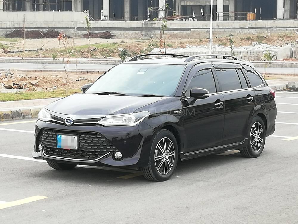 Toyota Corolla Fielder Hybrid G  WB  2015 Image-1
