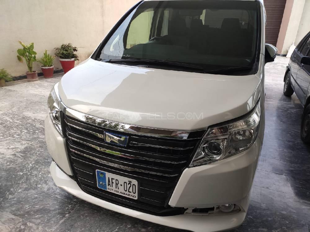 Toyota Noah S G EDITION 2015 Image-1