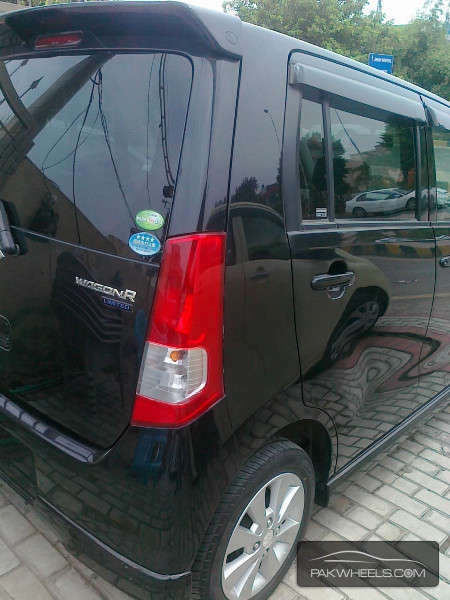 Suzuki Wagon R Limited 2010 Image-7