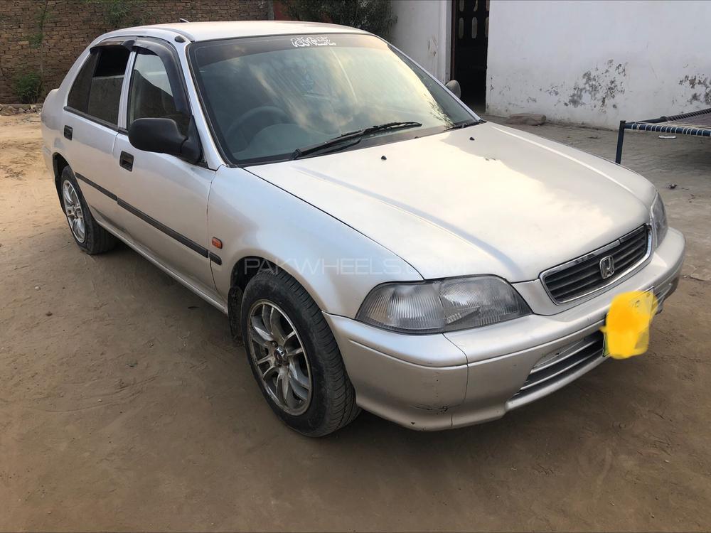 Honda City 1997 for sale in Jauharabad   PakWheels