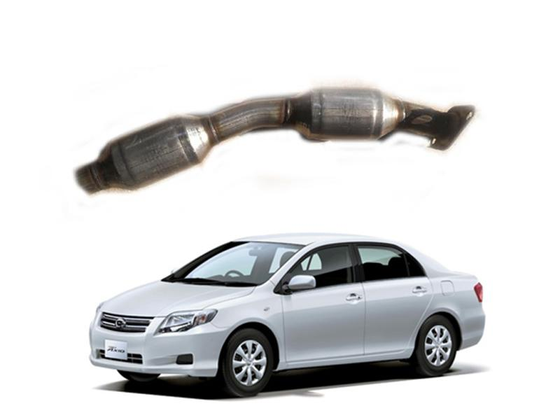Catalytic Converter Mid Pipe Set For Toyota Axio 1.5 in Faisalabad
