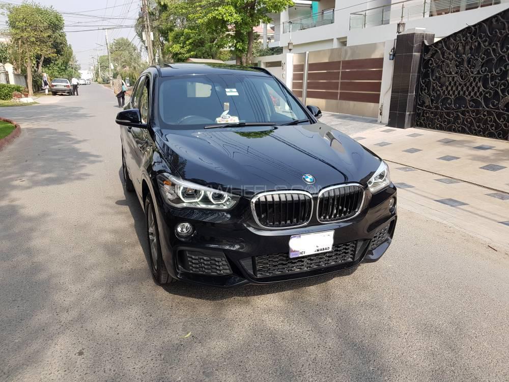 BMW X1 sDrive18i 2018 Image-1